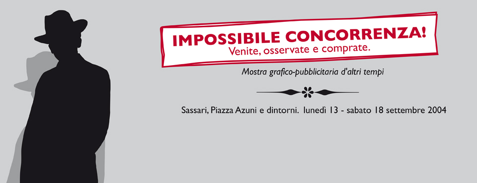 Impossibile concorrenza!