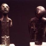 Riu Mulinu - Bonorva (SS), Porto Torres (SS). Bronzetti fenici figurati (IX-VIII sec. a.C.).