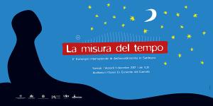 La misura del tempo - 6° convegno internazionale di archeoastronomia in Sardegna
